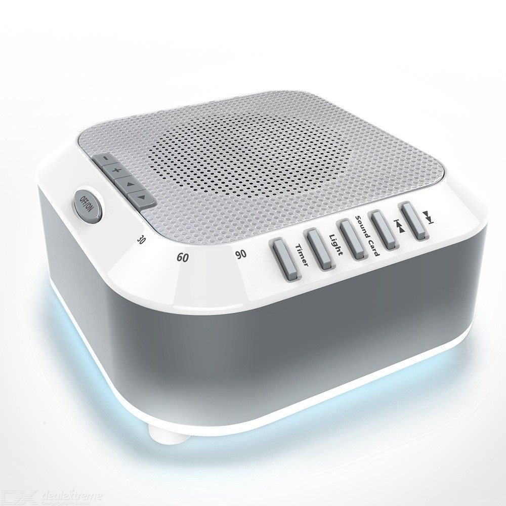 Portable White Noise Machine High Fidelity Sleep Sound Machine