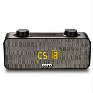 M39 Portable Bluetooth Speaker With Alarm Clock, Wireless Subwoofer Sound Box Support TF Card  FM