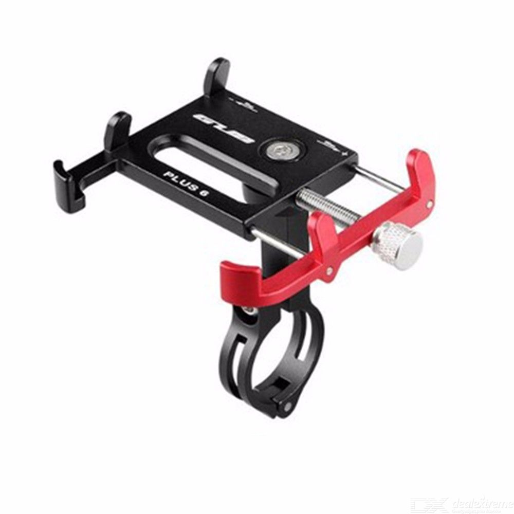 PLUS 6 Bike All Aluminum Alloy Motorcycle Battery Car Electric Car Electric Car Rotatable Navigation Mobile Phone Stand
