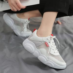 Women Casual Breathable Athletic Shoes Lightweight Walking Running Sneakers