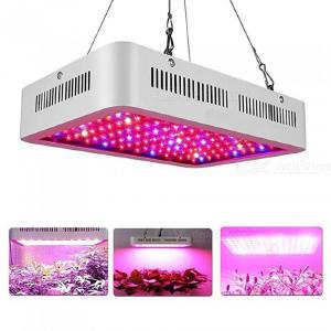 AIBBER TONE 1500W Double Chips Indoor LED Plant Grow Light Kit, Full Specturm for Greenhouse and Indoor Plant Flowering - RGB