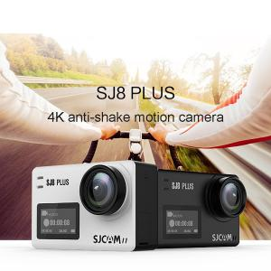 SJCAM SJ8 PLUS High Definition Intelligent Digital Motion Camera For Diving   Aerial   Cycling Photograph With Touch Screen