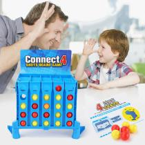 Children-Logical-Thinking-Training-Toys-Creative-Four-Consecutive-Balls-Game-Fun-Parent-child-Interactive-Toys