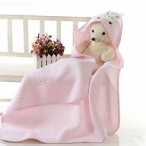 Baby-Swaddle-Blanket-Cotton-Soft-Comfortable-Thickened-Blanket-With-Cartoon-Pattern-For-0-3-Months-Baby-354-354-Inch