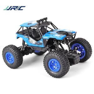 JJRC 2.4Ghz Remote Control Car Q66Q67 1:20 Off-Road Vehicle Rechargeable Rock Crawler Toy For Kids Over 8 Years Old