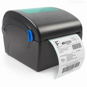 GP1924D Thermal Printer for Electronic Surface  Barcode Label  Commodity Label Hign Speed Label Printer