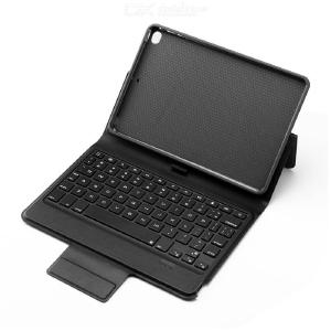 Unversal Backlit Keyboard Case for iPad Mini 4  Mini 5 Lightweight Cover, Magnetical Detachable Protective Case