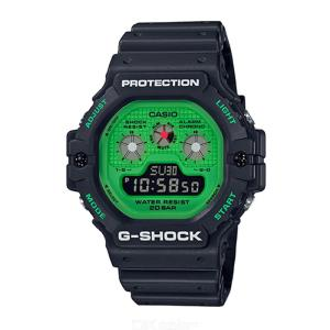 Model DW-5900 RS-1  Digital Music Special Color Watermark Wristwatch