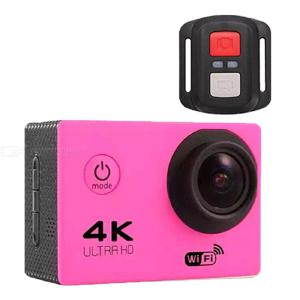 F60R 4K WIFI Sports Action Camera Ultra HD 1080p Waterproof DV Camcorder 12MP 170 Degree Wide Angle