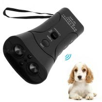 Double-Ultrasonic-Horn-Dog-Repeller-with-Infrared-Laser-Light-Remote-Long-Distance-Electric-Dog-Training-Device