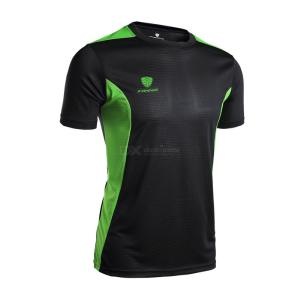 Summer Male Breathable T-shirt  Casual Quick Drying Sportswear Short Sleeve Running T-Shirt  For Outdoor