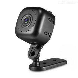 Quelima SQ17 Mini Camera WiFi 1080P FHD Car Dash Cam Sports DV Car DVR Recorder IR Night Vision Video for Vehicle Home