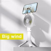 Multifunctional-Mini-Fan-Handheld-Tripod-Portable-USB-Rechargeable-Cooling-Fan-With-Phone-Holder-For-Home-Office