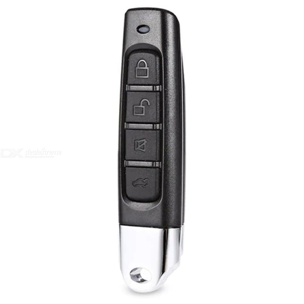 Car Door Opener Cloning Duplicator Remote Controller Key Fob, Copy Transmitter Switch With 4 Keys