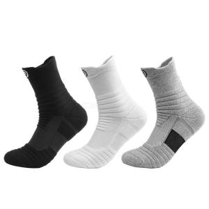 3 Pairs Mens Athletic Cushion Quarter Ankle Sock Performance Compression Sport Basketball Arch Support Socks  6.5 - 11
