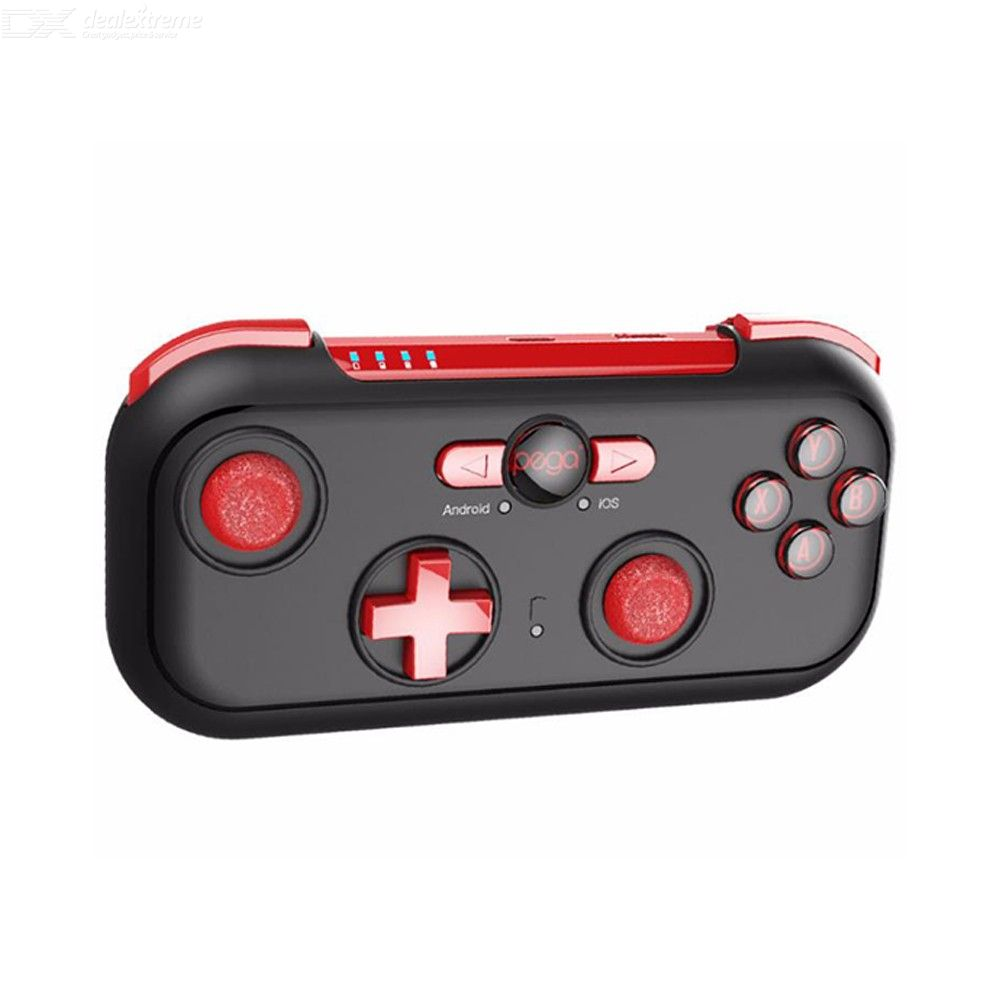 IPEGA PG-9085 Bluetooth Gamepad Joystick Pad Red Wizard Wireless Game  Controller For Android IOS Nintendo Switch