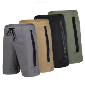 Summer Quick-drying Pants Loose Comfortable Elastic Breathable Outdoor Cycling Sports Shorts