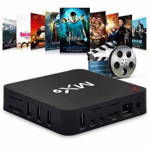 MX9 H3 Ultra HD 4K Set Top TV Box, Smart Media Player With 1GB RAM, 8GB ROM For Home