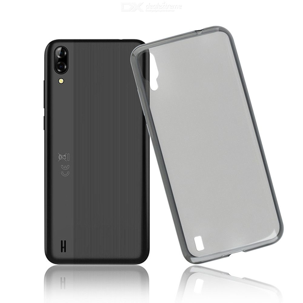 Naxtop Protective Soft Anti-Scratch TPU Bumper Cover Case For Blackview A60