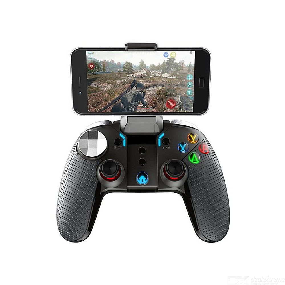 IPEGA Wolverine Bluetooth Wireless Gamepad Dual Vibration Game Controller PG-9099 For Android IOS Win7810 System