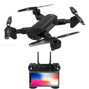 SG700-D Foldable WiFi FPV RC Helicopter Quadcopter Optical Flow Positioning Drone with 4K HD Camera