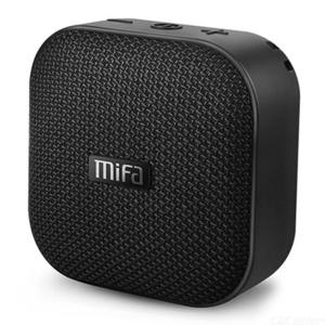 Mifa Mini Bluetooth Portable Speaker With Stereo Sound IPX67 12 Hours Play Time