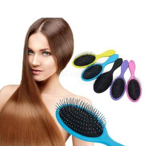 Plastic Air Cushion Balloon Massage Comb Hair Styling Tool for Salon Barber