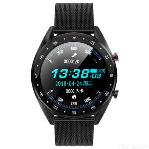 Multifunctionele Bluetooth Smart Horloge Intelligente Hartslag Bloeddruk Monitor Waterdichte Smart Armband Voor Android IOS