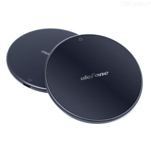 Ulefone UF002 Qi Certified Wireless Charger Pad 10W 5V9V 2A Universal For iPhone XS Xs Max Samsung Galaxy S10 and More