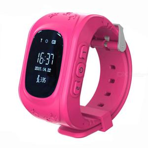 Q50 Kids GPS Tracker Watch Anti-lost Smart Watch With SOS Emergency Call SIM Card Slot