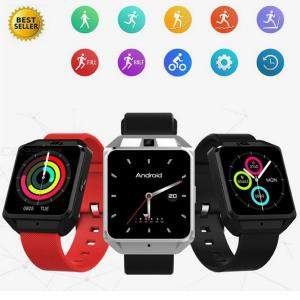 H5 4G Wifi GPS Smart Watch Fashion Quad Core1.1GHz Compass Sport SmartWatch for Android
