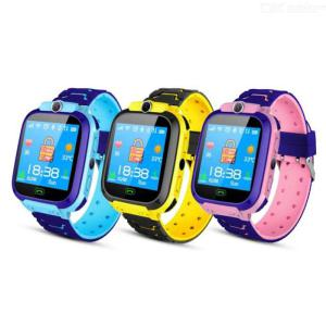 S9 Portable Kids Smart Watch Intelligent Positioning Wristwatch For Children
