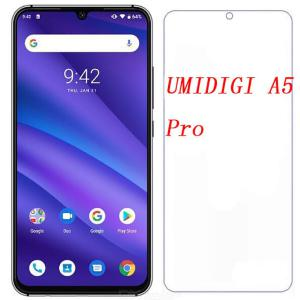 Shockproof Anti-Scratch Full Coverage HD Tempered Glass Screen Protector Film For Umidigi A5 Pro