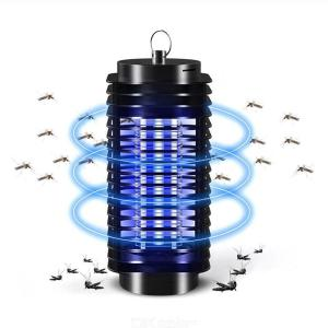 Electronic Mosquito Trap Killer LED Electric Bug Zapper Lamp Anti Mosquito Repeller