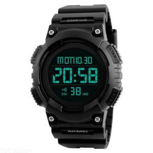 SKMEI 1248 Mens Sport Watches Chrono Countdown Men Waterproof Digital Watch Military Clock Fashion Relojes Hombre