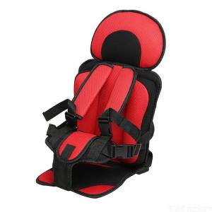 Portable Car Safety Seat Base Protector Seats Cover Mat Cushion For Child