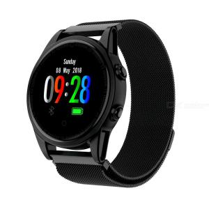 R13Pro Fitness Tracker Smart Bracelet Activity Tracker With Touch Screen Fine Steel Band Heart Rate Sleep Monitor