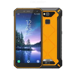 Nomu S50 Pro Android 8.1 Smartphone IP69 IP68 Waterproof Shockproof Mobile Phones 5.72 inch HD 4GB+64GB NFC Fingerprint Face ID