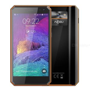 NOMU M6 IP68 Outdoor Phone - International Unlocked 5.0 Inch FHD Android 7.0 4G LTE Dual Sim 2GB RAM 16GB ROM 5.0MP+8.0MP