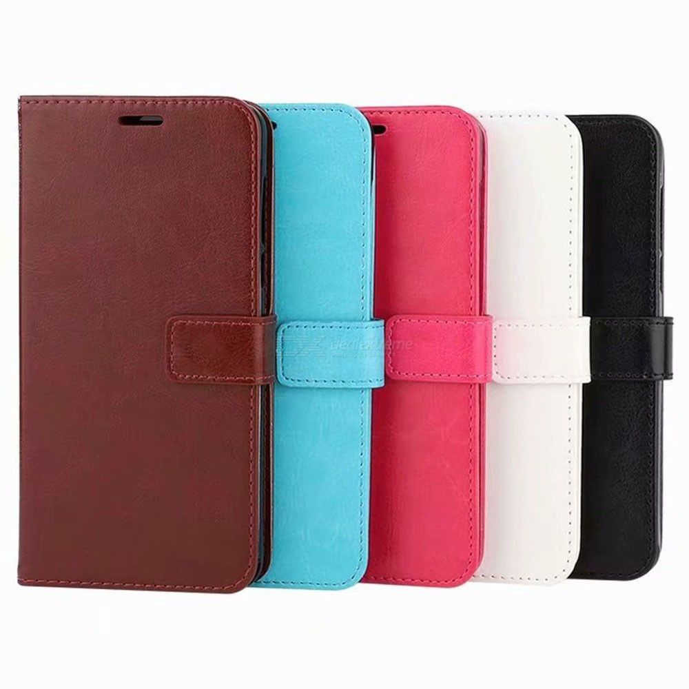 Dx coupon: ASLING Full Body Leather Flip Phone Case with Card Slot Function for Samsung Galaxy S10