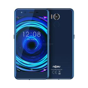 NOMU M8 IP68 Antibacterial Glass Rugged Phone - International Unlocked 5.2 Inch FHD 4G LTE Dual Sim 4GB RAM 64GB ROM (EU Plug)