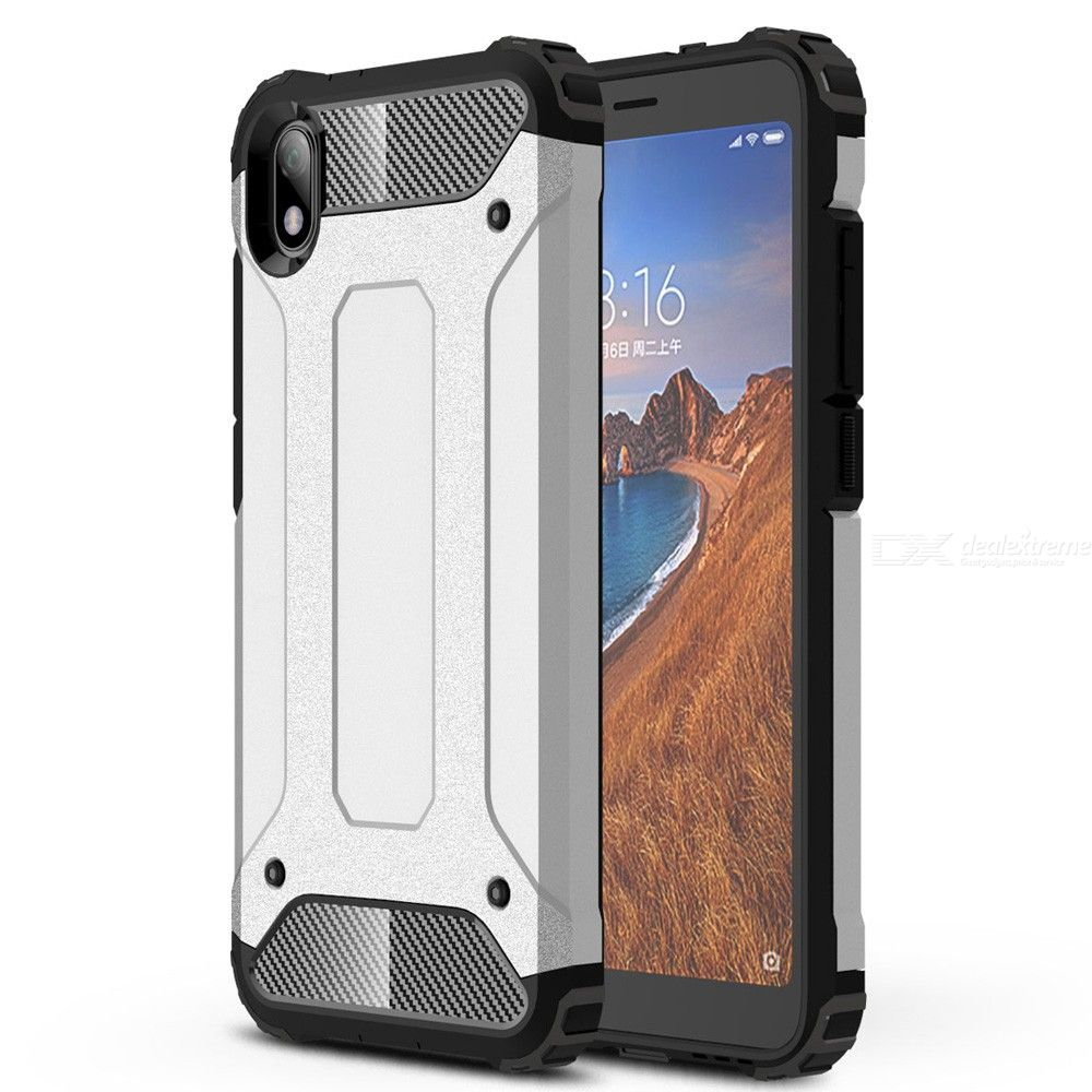 Dx coupon: ASLING TPU Phone Case Soft Protective Bumper Back Cover for Xiaomi Redmi 7A