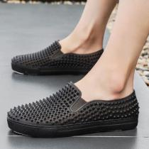 Breathable-Hole-Design-Sandals-Summer-Casual-Beach-Shoes-For-Men