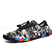 Mens-Stylish-Camouflage-Water-Shoes-Quick-Drying-Non-slip-Aqua-Shoes