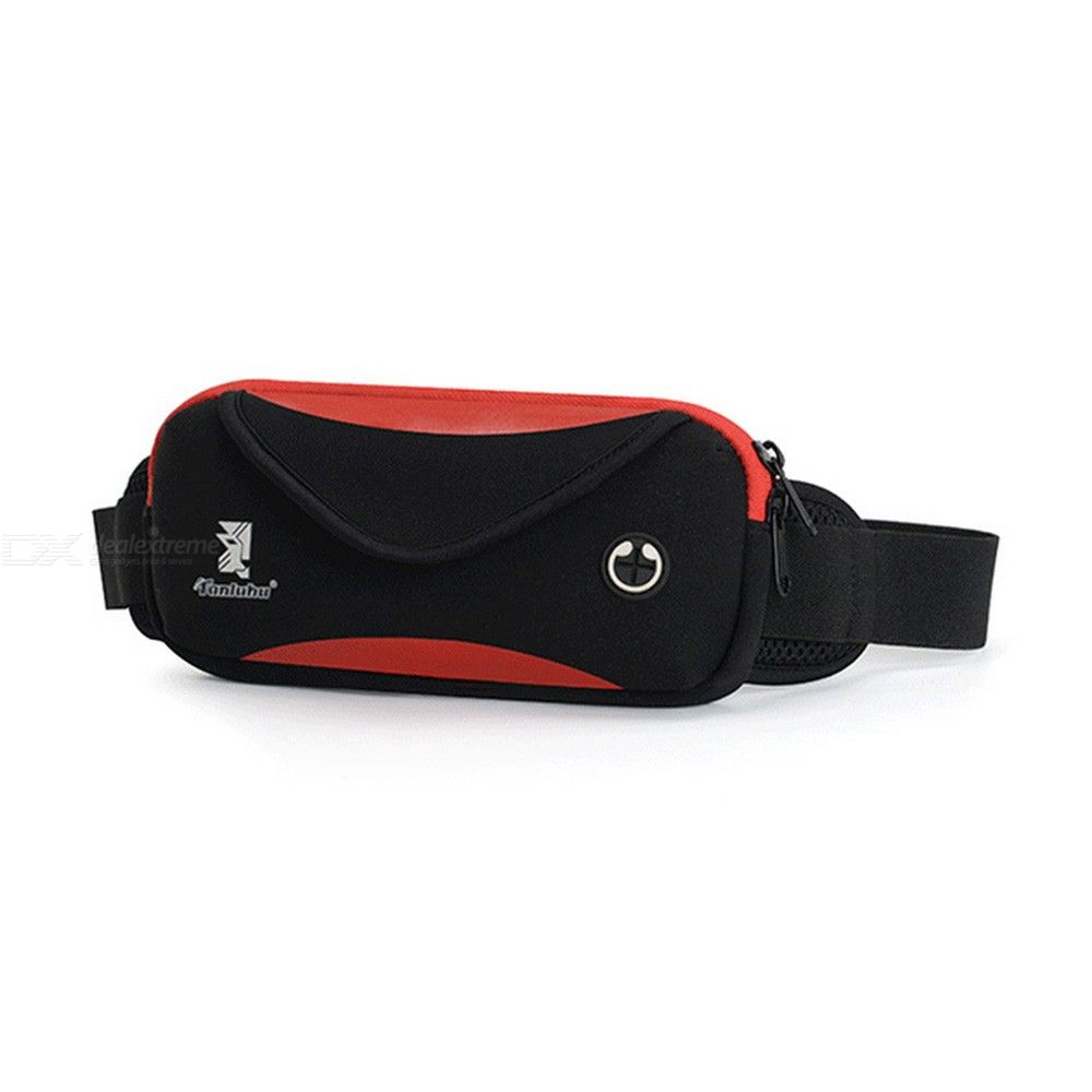 S Colorful Flowers Running Lumbar Pack For Travel Outdoor Sports Walking Travel Waist Pack,travel Pocket With Adjustable Belt