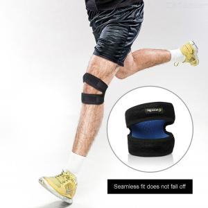 1PC Adjustable Knee Pads Training Elastic Patella Protector Breathable Fitness Safety For Outdoor Sports