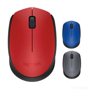 Logitech M170 2.4G Wireless Mouse With 1000dpi Resolving Power Nano Receiver For PC Game