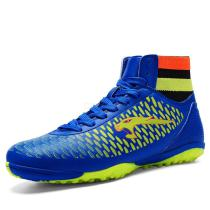 Breathable-High-Top-Soccer-Shoes-Comfortable-Football-Boots-Non-Slip-Lace-Up-Sneakers-For-Men
