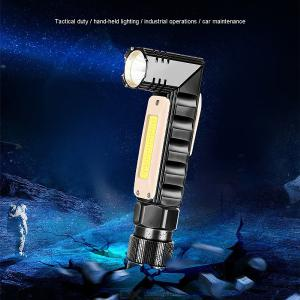 Multi-function LED Flashlight Ultra Bright Waterproof COB Light USB Rechargeable Headlamp For Outdoor Camping