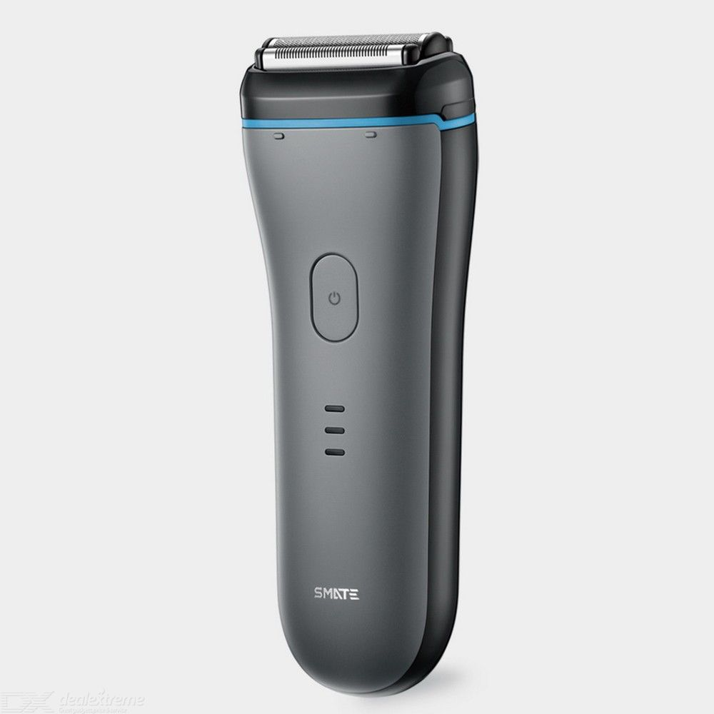 Xiaomi SMATE 3-Blade Reciprocating Electric Shaver Razor Rechargeable Body Washable Mens Beard Shaving Machine